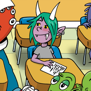 Alien Exchange Student Ep6